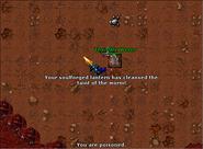 Feaster of Souls Quest - Lantern 1