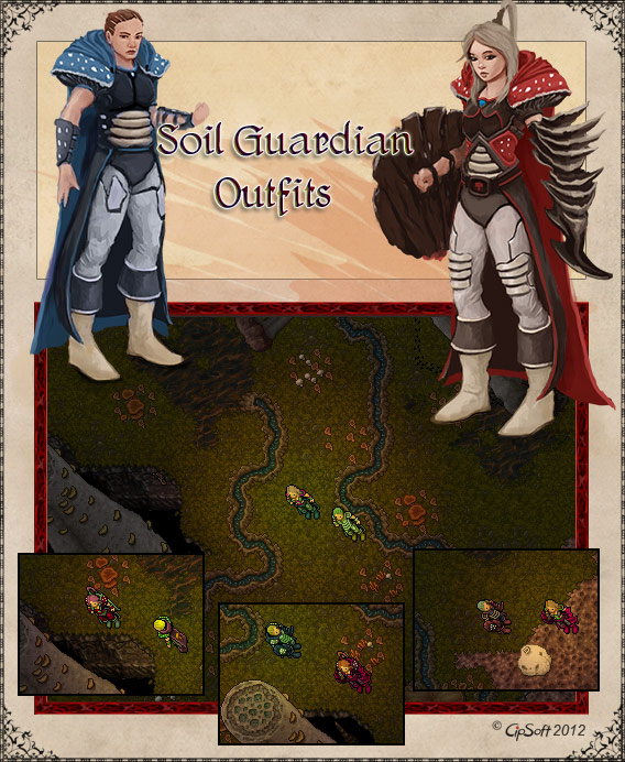 Soil Guardian Outfits