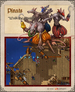 Pirats Artwork