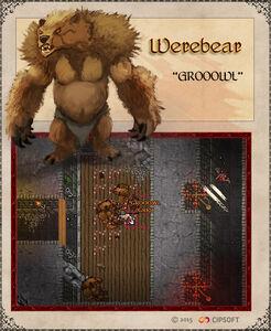 Werebear Promoart