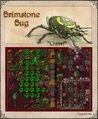 Brimstone bug