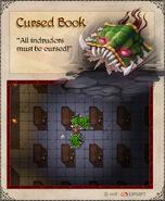 Cursed Book Artwork