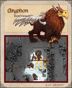 Gryphon Artwork