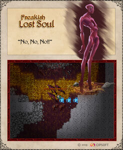 Freakish Lost Soul Artwork