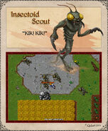 Insectoid Scout