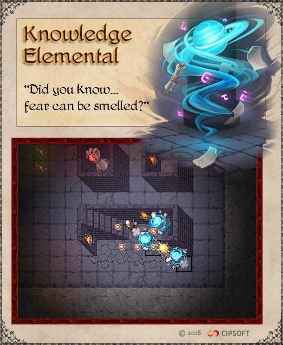 Knowledge Elemental
