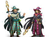 Rune Master Outfits