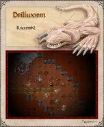 Drillworm Artwork