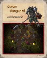 Corym Vanguard Artwork