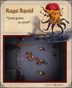 Rage Squid Artwork
