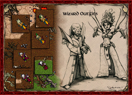 Wizard Outfits