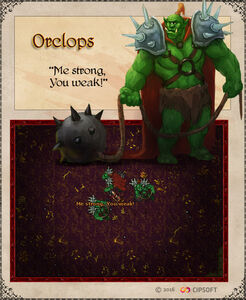 Orclops