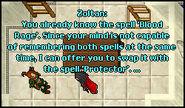Knight Switch Spell