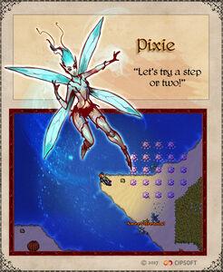 Pixie Artwork