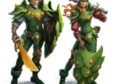 Dragon Slayer Outfits