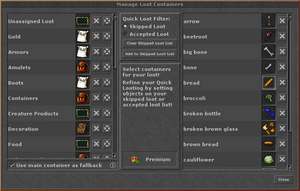 SU20 Loot List