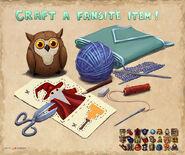 Craft a Fansite Item Contest
