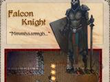 Falcon Knight