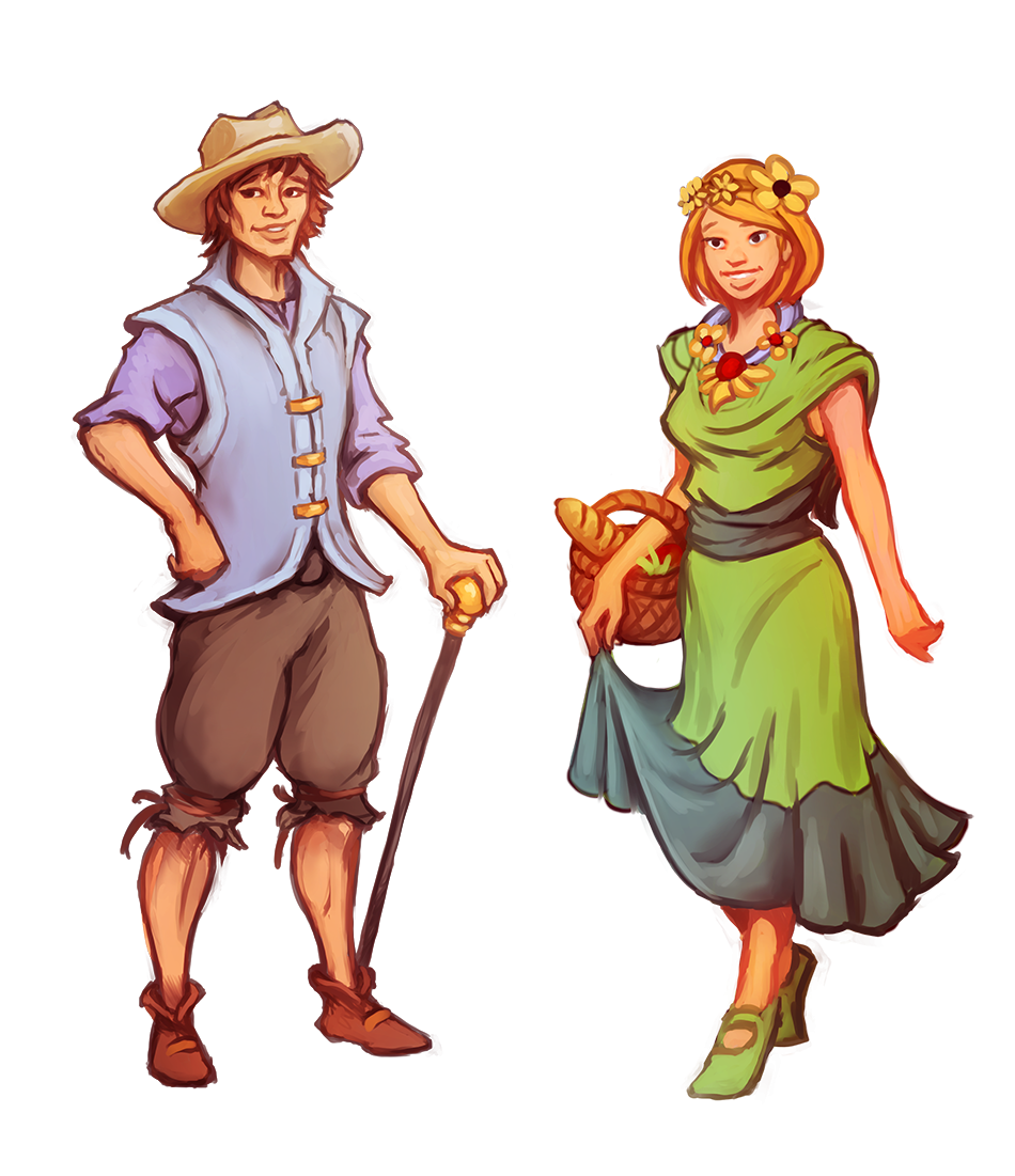 Breezy Garb Outfits
