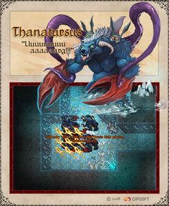 Thanatursus Artwork