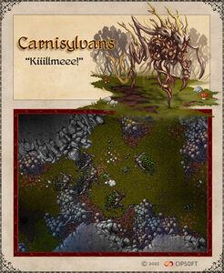 Carnisylvans Artwork