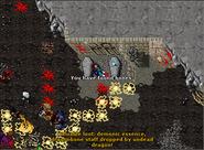 Ferumbras Ascension - Ragiaz Bones
