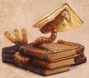 Bookworm Artwork by CipSoft