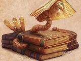 Enraged Bookworm