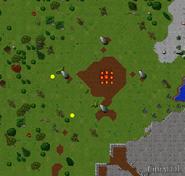 Wild Horse spawn locations