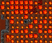 Fire Axe Quest Pick Hole