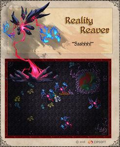 Reality Reaver Artwork
