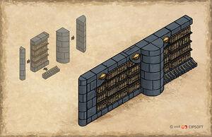 SU18 Library Wall Set Concept