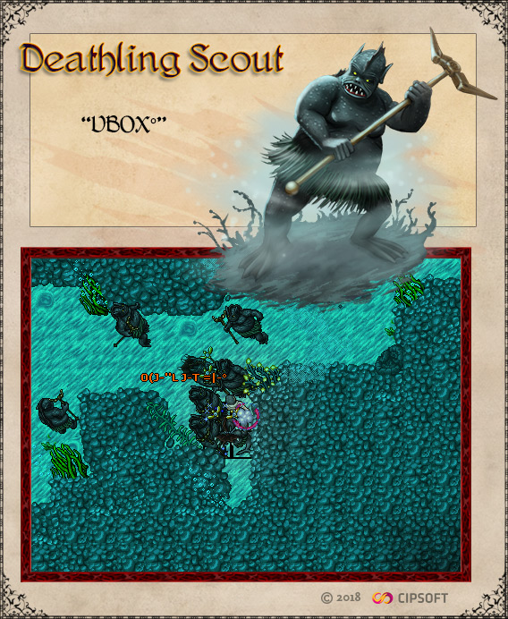 Deathling Scout