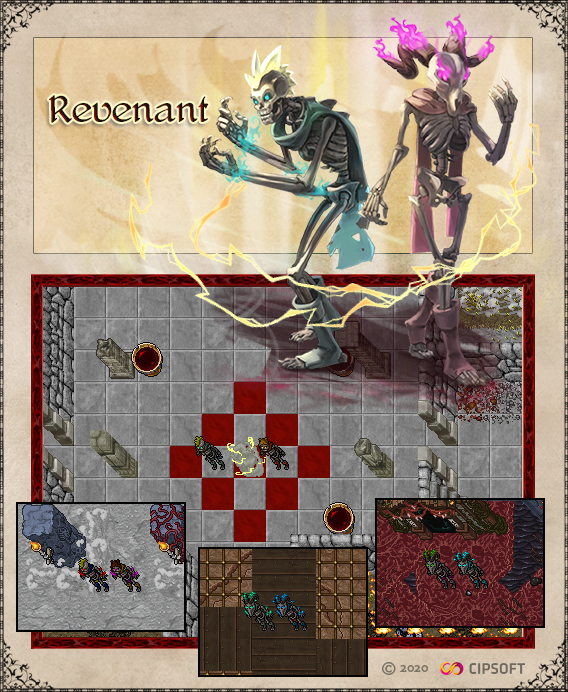 Revenant Outfits