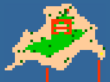 Schrödinger's Island