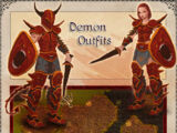 Demon Outfits