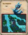 Sea Serpent Artwork