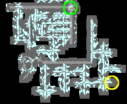 Formorgar Mines First Floor Map Route