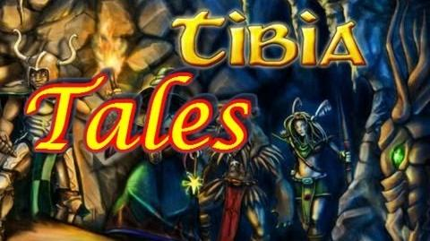 Tibia Tales - The ultimate Boozer