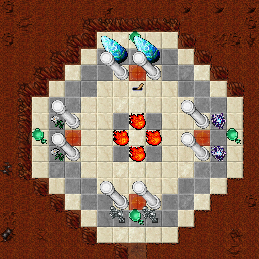 The Desert Dungeon Quest