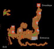 Dreadeye Location