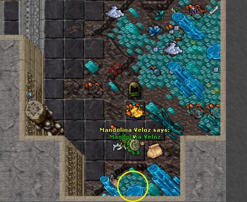 Dangerous Depths Quest