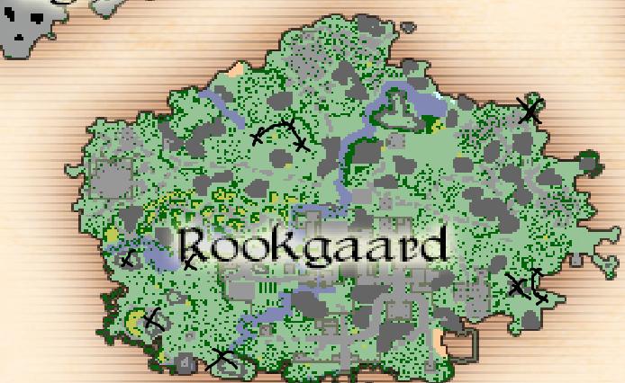 Druid Outfit Quest (Rookgaard)