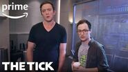 The Tick - Behind the Scenes San Diego Comic Con 2018 Prime Video