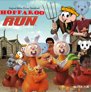 Hopparoo is a chicken no a rabbit