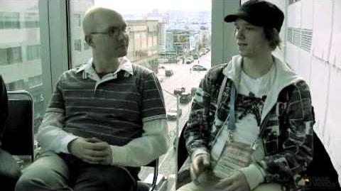 Cactus interview IGF 2008