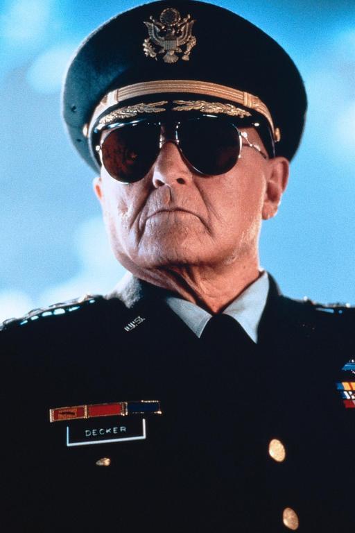 General Decker