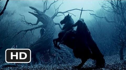 Sleepy Hollow (6 10) Movie CLIP - The Horseman Emerges (1999) HD