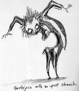 Beetlejuice Upset Stomach TBA