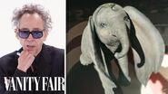 Tim Burton Breaks Down Dumbo's Parade Scene With Colleen Atwood Vanity Fair
